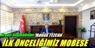 ARAKLI KAYMAKAMI ADNAN TEZCAN'I ZİYARET ETTİK