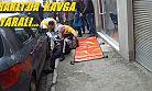 Araklı'da sekiz yaralı