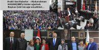 Araklı'dan Haberler Abdurrahman HASANÇEBİ'yi binler uğurladı…