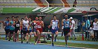 Atletlerimiz Uluslararası İzmir Maratonu'na katıldı