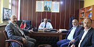 Başkan Çebi Okulları Ziyaret Etti