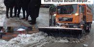 Başkan Recep ÇEBİ, karla mücadele çalışmalarımız tüm hızıyla devam ediyor...