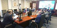 Başkan Taflan, Ankara'da Emlak Yönetmeliği Çalıştayı'na katıldı.