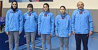 Bayanlar Masa Tenisi takımı play-off'a katılacak