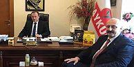 ÇAYKUR Genel Müdürlüğü'ne asaleten atanan Yusuf Ziya Alim'e tebrik...