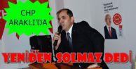 Cumhuriyet Halk Partisi (CHP) Araklı ilçe Kongresi yapıldı.