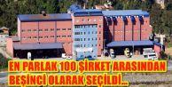 İLK 5'E GİRMEYİ BAŞARDI