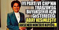 İttifakta Trabzon için son nokta koyuldu! Aday kesinleşti