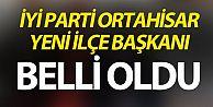 İYİ Parti Ortahisar Yeni ilçe Başkanı belli oldu