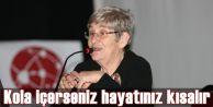 """Karatay: """"Kola Eroin Gibidir"""""""