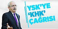 Kılıçdaroğlu'ndan YSK'ye 'KHK' çağrısı
