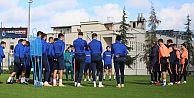 MKE Ankaragücü maçı hazırlıkları başladı.