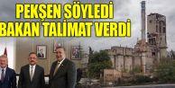 Pekşen Söyledi Bakan Talimat Verdi...