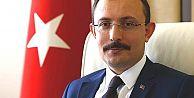 Saffet KALYONCU Bakan Mehmet MUŞ'a hayırlı olsun dileklerini sundu