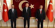 Sezgin Mumcu ve Selahattin Çebi Başkanlarımıza başarılar diliyorum.