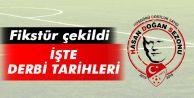 Spor Toto Süper Lig'te fikstür çekildi
