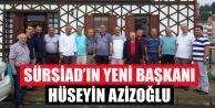 SÜRSİAD'ın Yeni Başkanı Hüseyin Azizoğlu...
