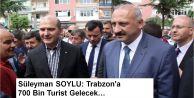 Trabzon'a 700 Bin Turist Gelecek