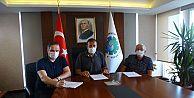 Trabzon Arsin OSB'de Çatı Tipi Güneş Enerji Santralinde İlk Bağlantı Yapıldı
