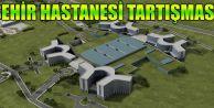 Trabzon'da Şehir Hastanesi Tartışması...