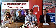 Trabzon İstihdam Fuarı başlıyor...