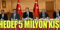 Trabzon'un Hedefi 5 Milyon Kişi