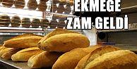 Trabzon'da ekmeğe zam geldi