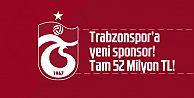 Trabzonspor'a dev sponsor desteği.