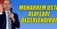 Trabzonspor Başkanı Muharrem Usta, tatil edilen Fenerbahçe maçının ardından açıklamalarda bulundu.