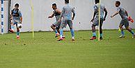 Trabzonspor'da COVID-19 testlerinin dördüncüsü yapıldı...