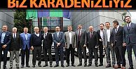 Trabzonspor Rizespor'u ziyaret etti