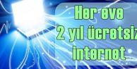 Türk Telekom'dan dev proje!2 yıl ücretsiz internet geliyor