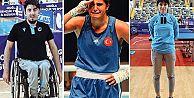 """Yusuf Hayırlıoğlu: """"Üç sporcumuzla gurur duyuyoruz"""""""