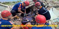 Araklı'da Heyelan ve Sel Tatbikatı Gerçeğini Aratmadı
