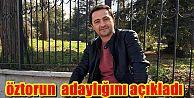 HÜSEYİN ÖZTORUN BU YARIŞTA BENDE VARIM DEDİ...