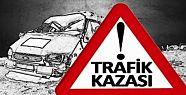 Karadere'de kaza 7 yaralı