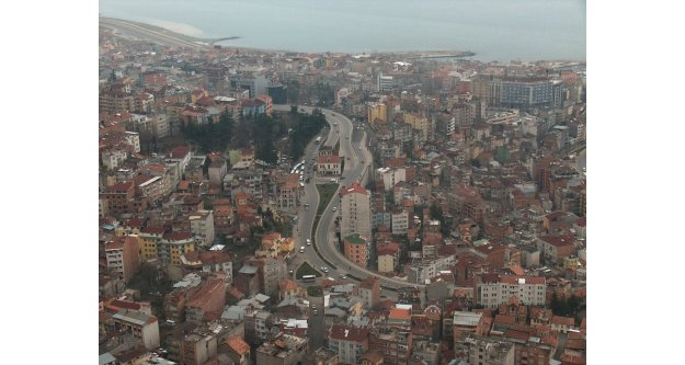 Trabzon'da 88 apartman ve daire...