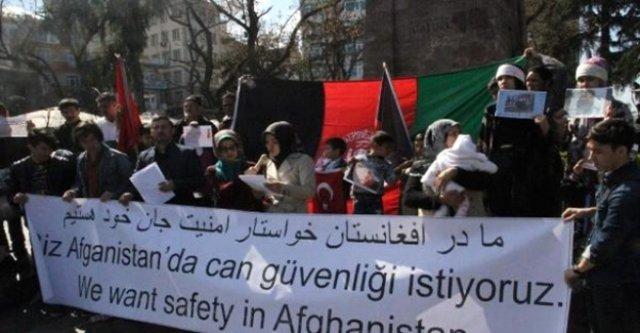 Trabzon'da Protesto Edildi