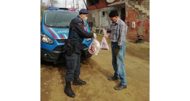 Trabzon 'da Vefa Sosyal Destek Grubu çalışmalarını sürdürüyor...