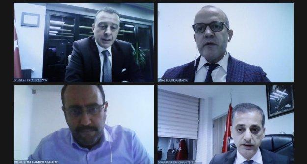 Trabzon'da yüksek risk devam ediyor.