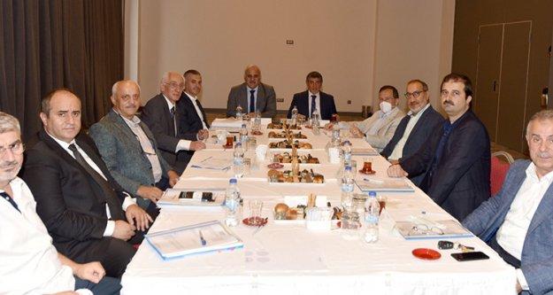 Trabzon DTM Yönetim Kurulu toplandı