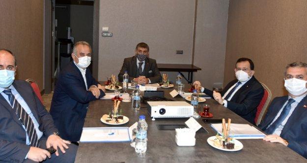 Trabzon Dünya Ticaret Merkezi Genel Kurul Toplantısı gerçekleştirildi
