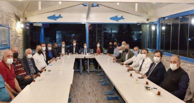 Trabzon oda-borsa müşterek değerlendirme toplantısı yapıldı