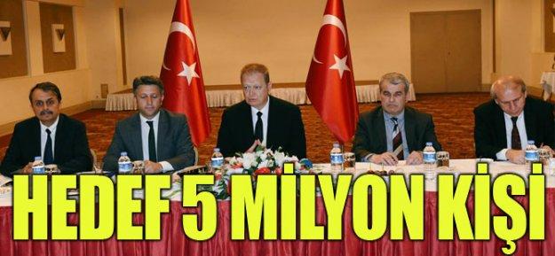 Trabzon#039;un Hedefi 5 Milyon Kişi