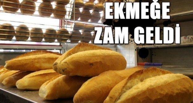 Trabzonda ekmeğe zam geldi