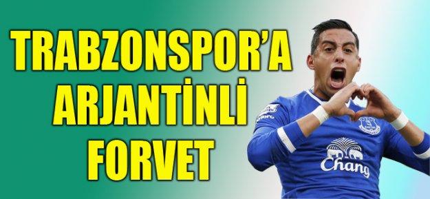 Trabzonspor'a Arjantinli Forvet!