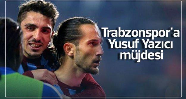 Trabzonspor'a Yusuf Yazıcı müjdesi...