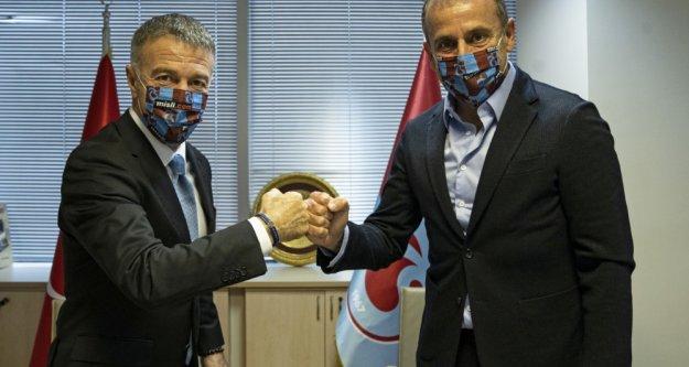 Trabzonspor Abdullah Avcı ile sözleşme imzaladı.