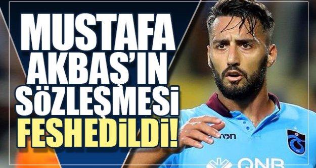 Trabzonspor#039;da flaş ayrılık!
