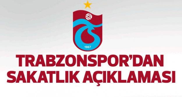 Trabzonspor'dan Onazi açıklaması